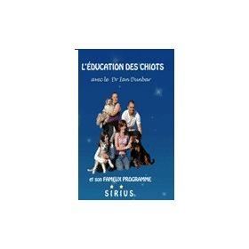 """DVD """"L'Éducation des Chiots Sirius"""""""