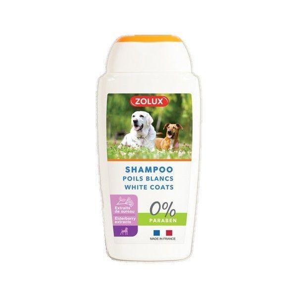 Shampoing Poils Blancs - Zolux