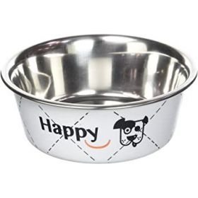 Ecuelle inox Happy - Zolux