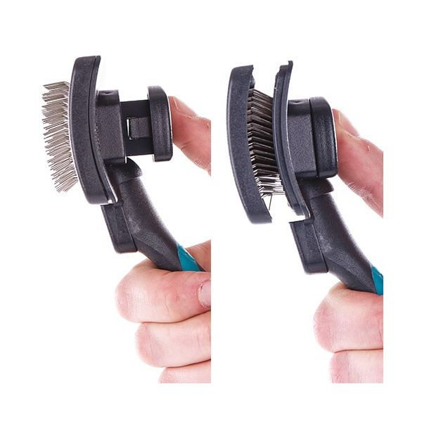 Brosse pour chien et chat - Hygenicarde - Martin Sellier