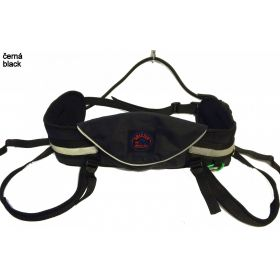 Baudrier de Canicross – ZERO DC Grizzly Skijor Belt